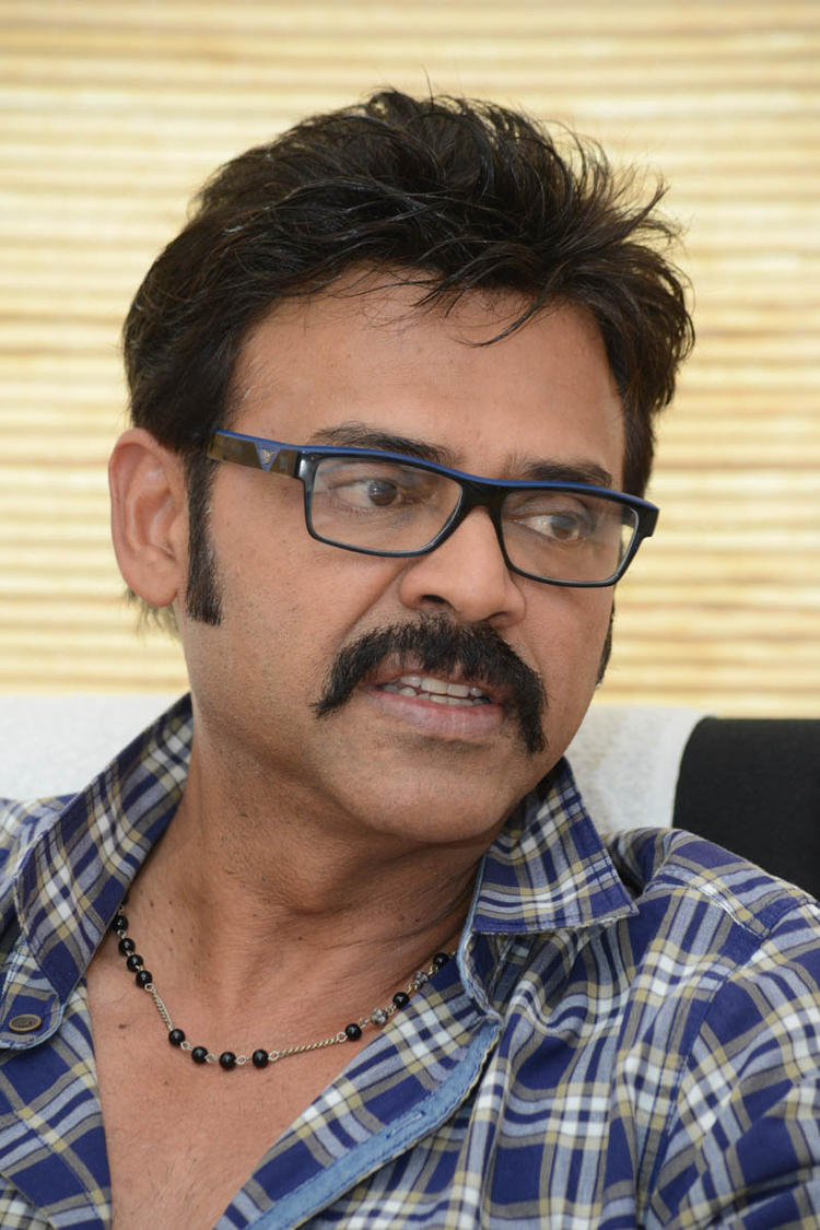 Venkatesh Handsome Look Still