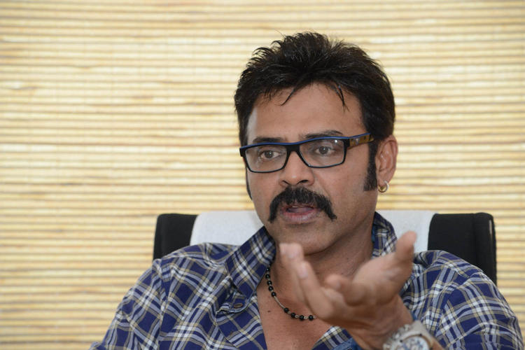 Venkatesh Nice Look Still