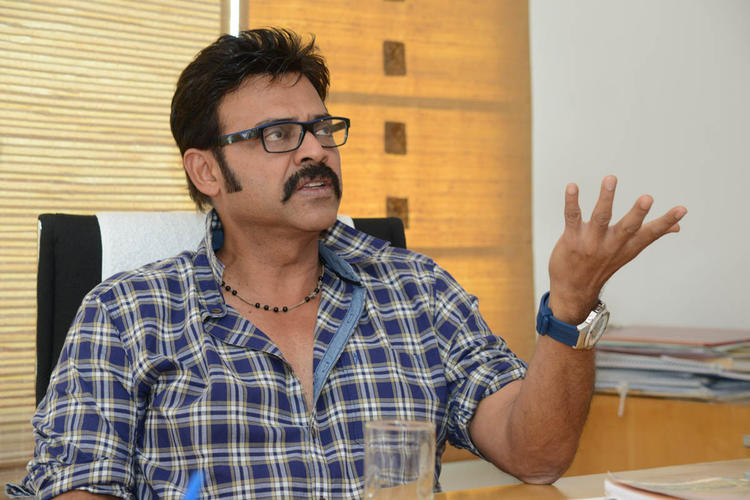 Venkatesh Speaking Look Still