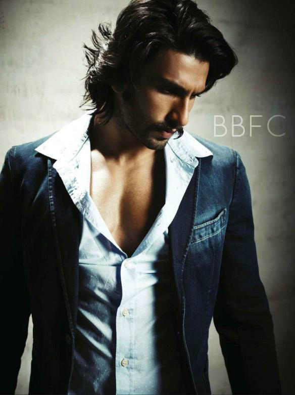Coolest Ranveer Latest Look For CineBlitz Magazine May 2013