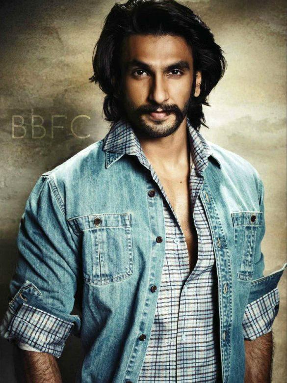 Ranveer Singh Latest Look For CineBlitz Magazine May 2013