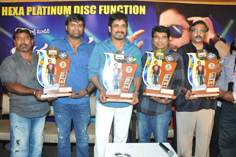 Greeku Veerudu Hexa Platinum Disc Function Still