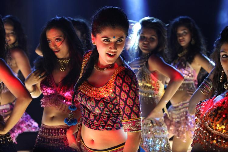 Taapsee Pannu Sizzles From Shadow Movie