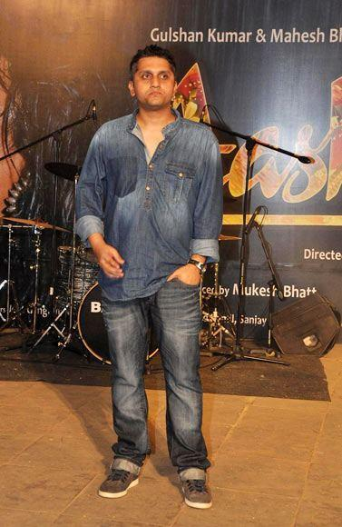 Mohit Suri At Aashiqui 2 Movie Music Concert