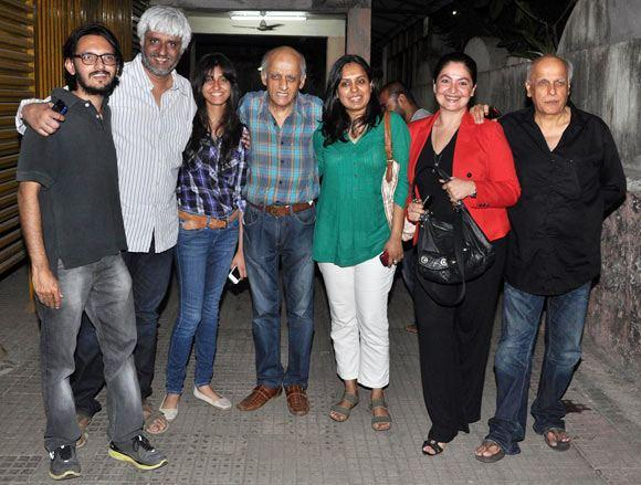 Casts At The Screening Of Aashiqui 2