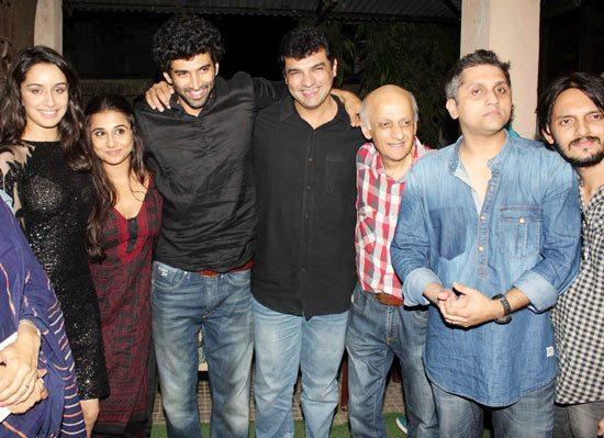 Celebs At The Screening Of Aashiqui 2