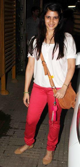 Celebs Spotted At Special Screening Of Aashiqui 2