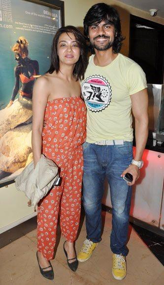 Celebs Attend Shree Movie Premiere