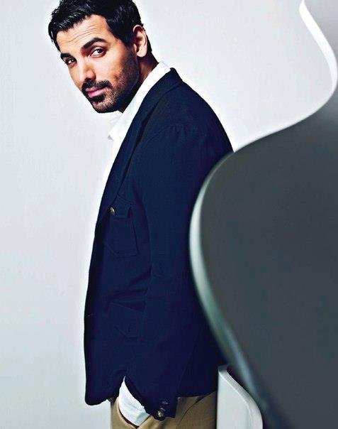 John Abraham In Suit Dappers Look Photo Shoot For Filmfare Magazine May 2013