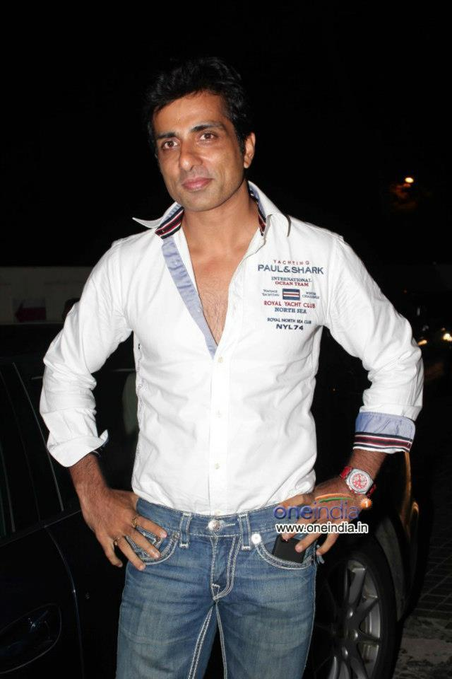 Sonu Sood Arrives For Special Screening Of Shootout at Wadala