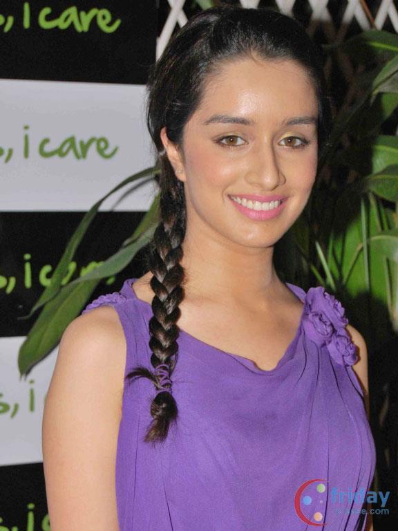 Shraddha Kapoor Cute Face Look Still