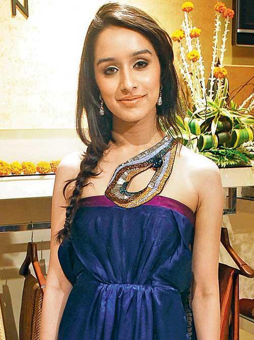 Shraddha Kapoor Glamour Look Still