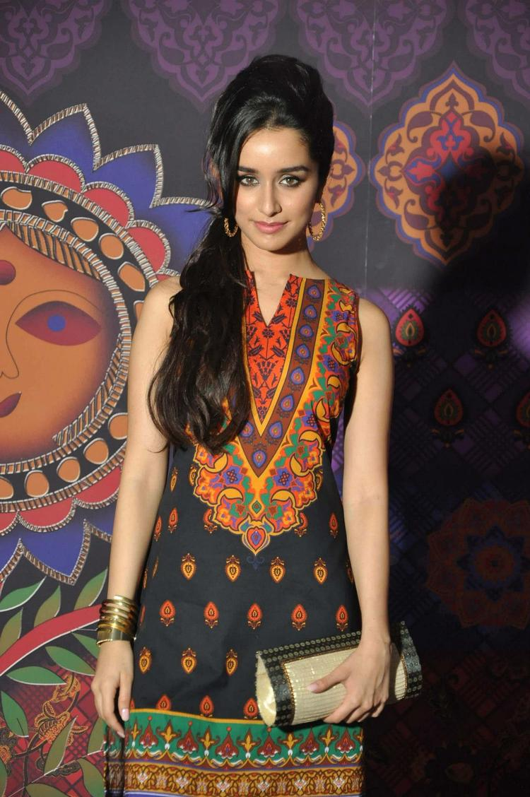 Shraddha Kapoor Nice And Cool Look Still