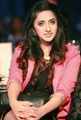 Akansha Ranjan During the GR8 Women Awards 2013