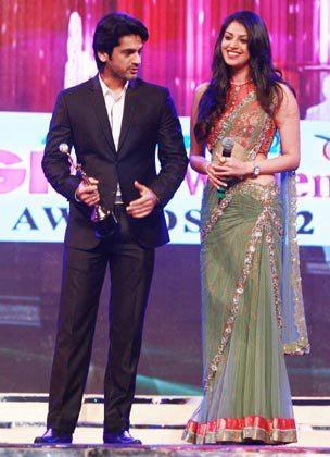 Arjan Bajwa at 3rd GR8 Women Awards 2013