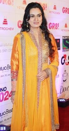 Celebs Spotted At Gr8 Womens Awards 2013 At  Hotel Lalit in Mumbai