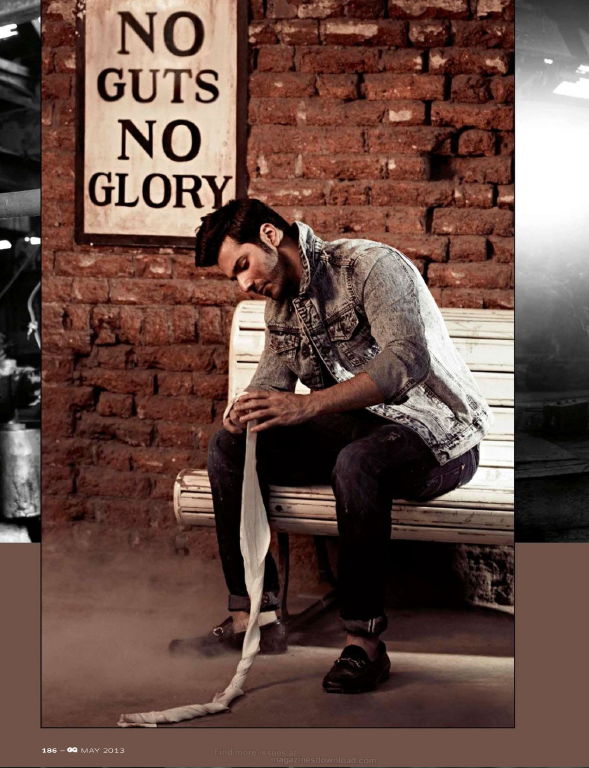 Varun Dhawan Nice And Cool Look Photo Shoot For GQ India May 2013