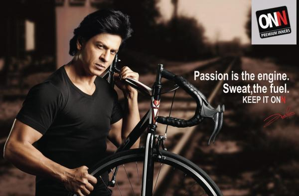 SRK Dazzling Look Photo Shoot For Lux Cozi Onn Print Ad