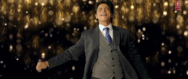 Shahrukh Khan Cool And Rocking Performance In Apna Bombay Talkies Song