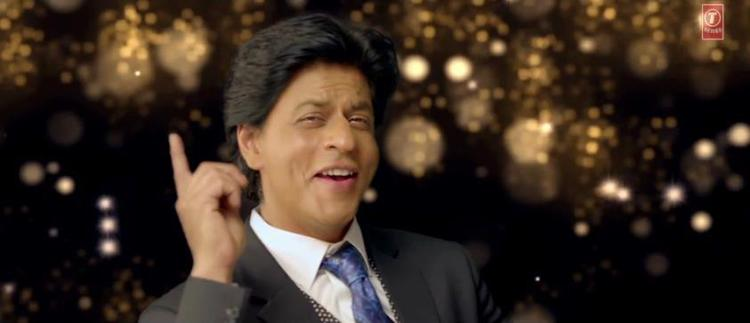 Shahrukh Khan Dazzling Look In Apna Bombay Talkies Song