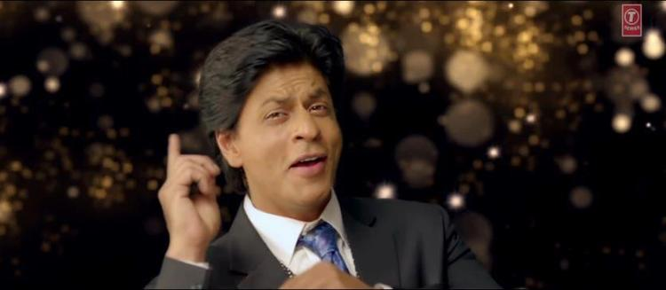 Shahrukh Khan Graced In Apna Bombay Talkies Song
