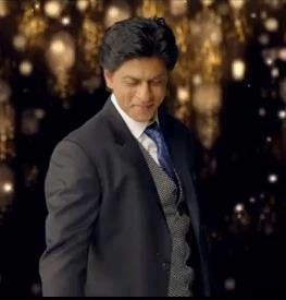 Shahrukh Khan Handsome Look In Apna Bombay Talkies Song