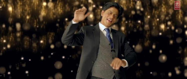 Shahrukh Khan Special Appearance In Apna Bombay Talkies Song