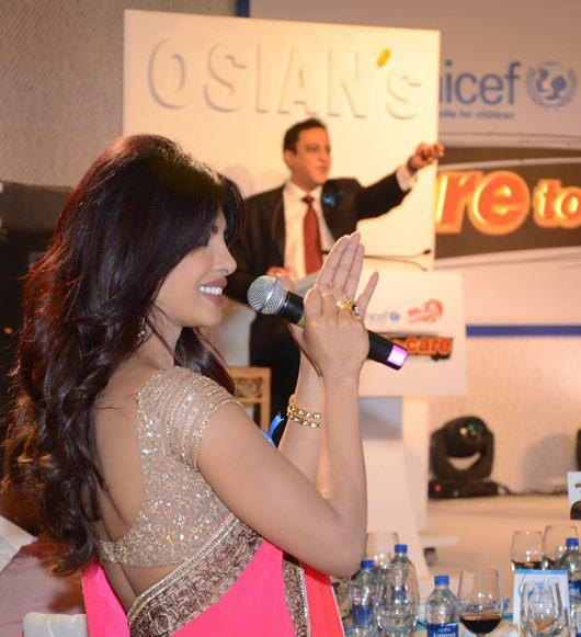 Priyanka Chopra Clapping Still