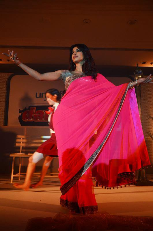 Priyanka Chopra Nce Performance Still
