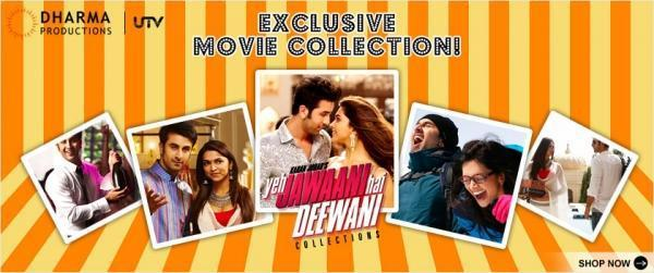 Ranbir And Deepika Exclusive Movie Collection Still From Yeh Jawaani Hai Deewani Movie