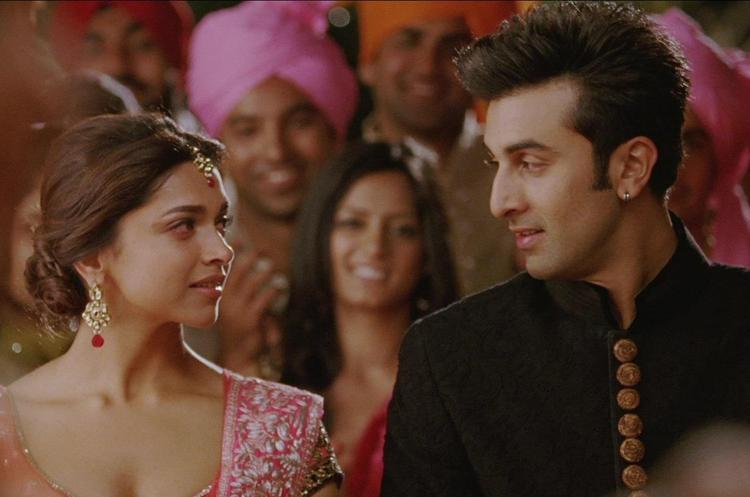 Ranbir And Deepika Latest Look Still From Yeh Jawaani Hai Deewani Movie