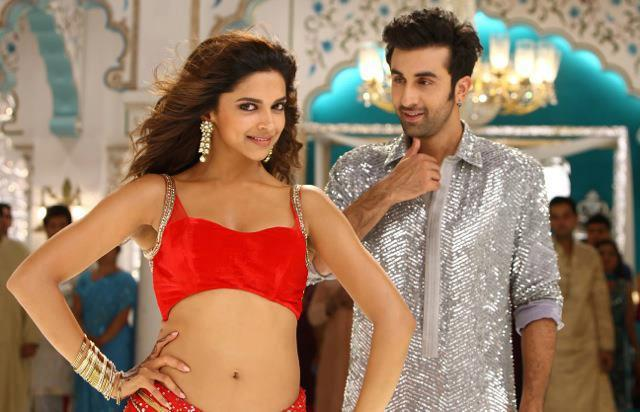 Ranbir And Deepika A Song Still From Yeh Jawaani Hai Deewani Movie