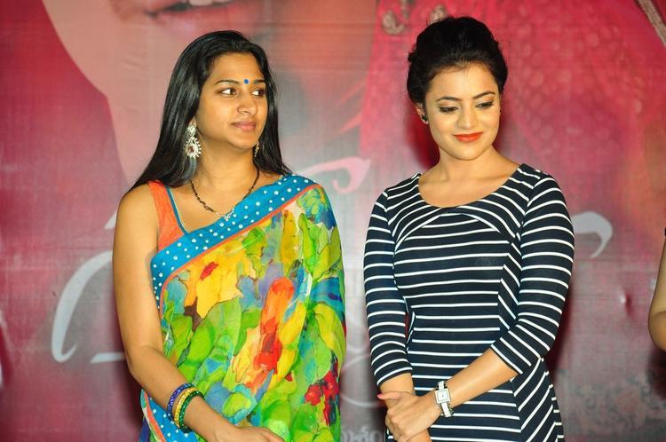 Surekha Vani And Nisha Agarwal Graced At Saradaga Ammaitho Movie Audio Release Function