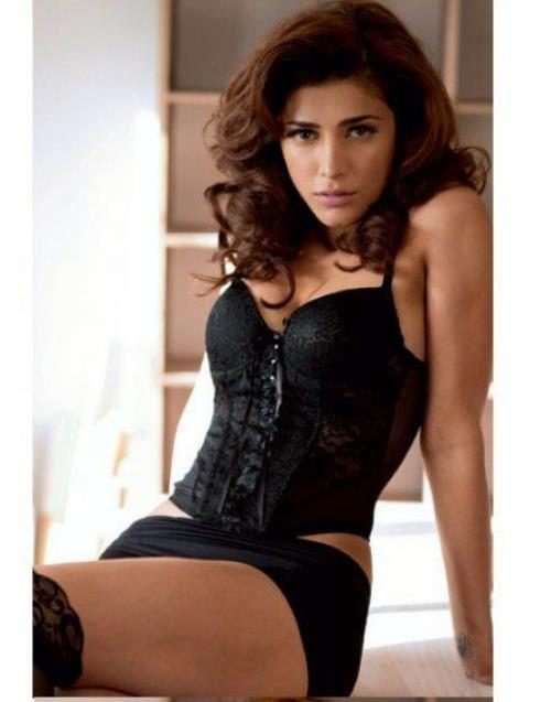 Shruti Haasan Exclusive Hot Photo Shoot For Maxim India Magazine May 2013