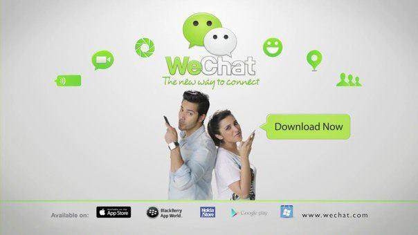 Varun And Parineeti Cool Look In We Chat TVC Ad
