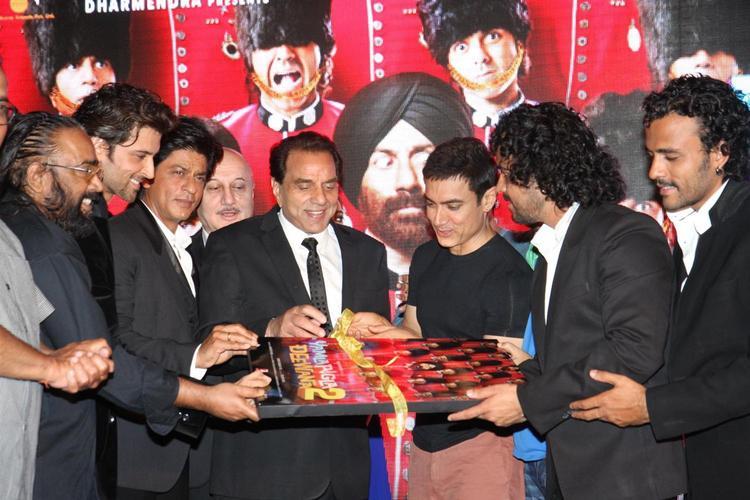 Bollywood Star Launchs Yamla,Pagla,Deewana 2 Music