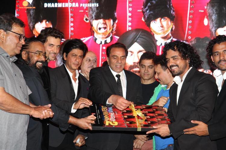 Yamla,Pagla,Deewana 2 Music Launch Event Photo