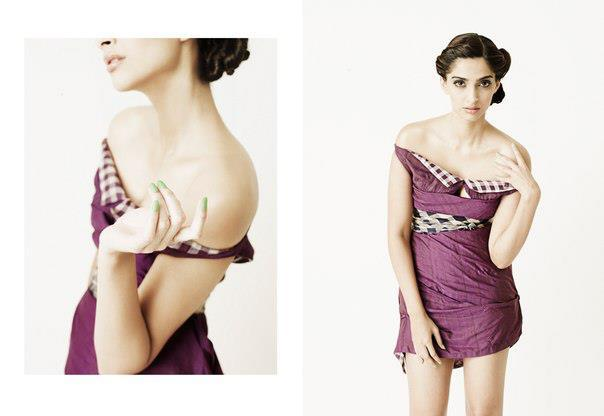 Sonam Kapoor Stunning Hot Photo Shoot For Elle May 2013