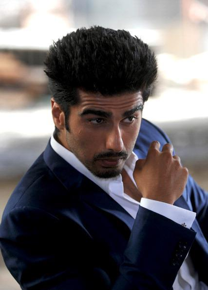 Arjun Kapoor Stylist Look During Press Conference Of Aurangzeb