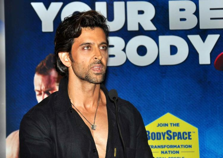 Hrithik Roshan Your Best Body Book Launch Event in Mumbai