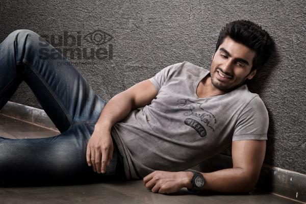 Arjun Kapoor Cool Photo Shoot For Men's Health Magazine