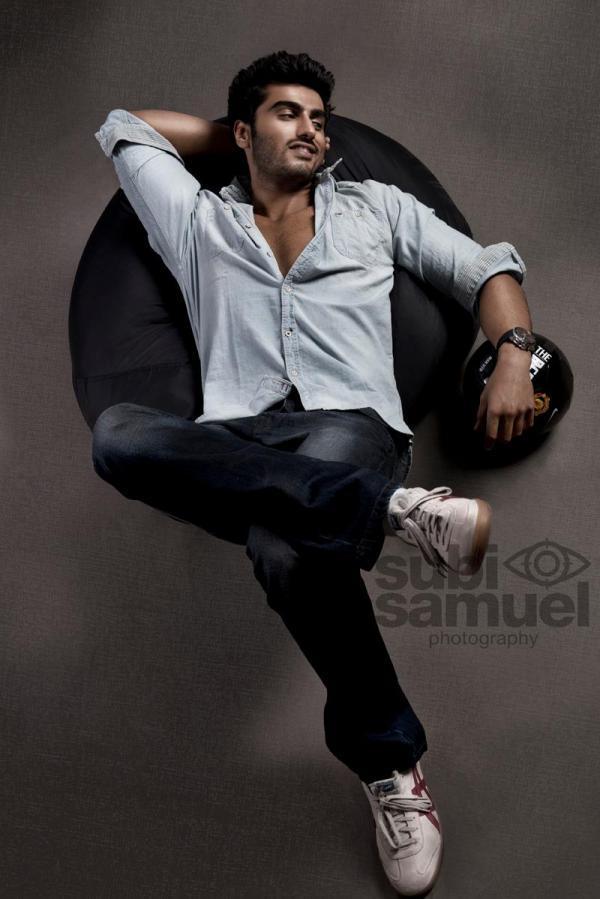 Arjun Kapoor Latest Photo Shoot For Men's Health Magazine