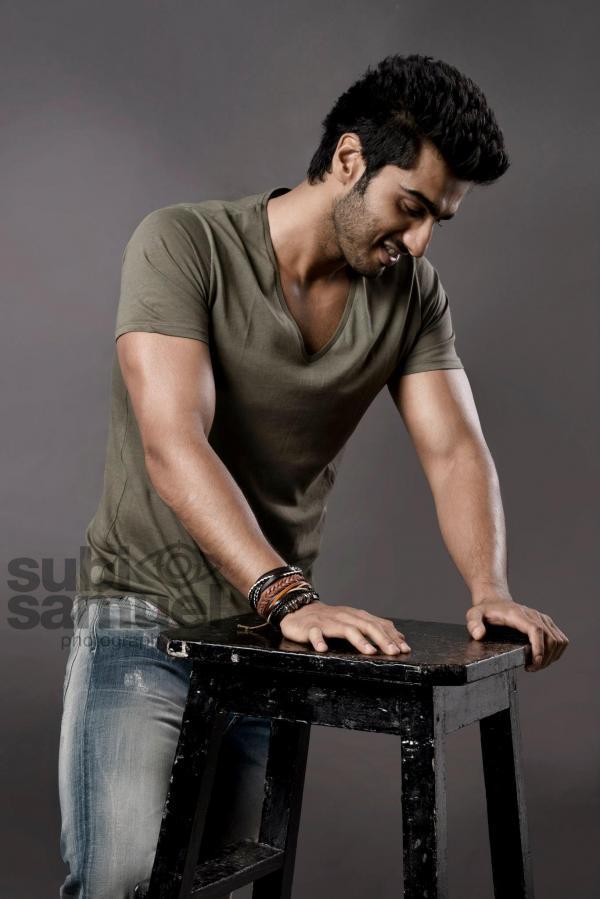 Arjun Kapoor Men's Health Magazine Photo Shoot