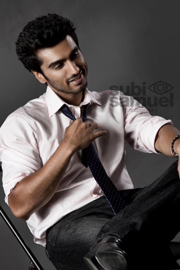 Bollywood Brand Actor Arjun Kapoor Latest Photo Shoot For Men's Health Magazine