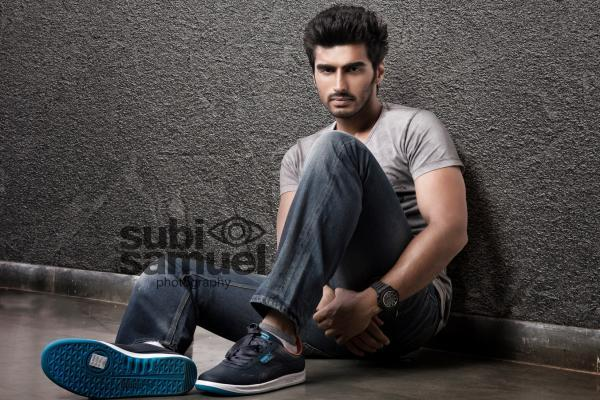 Bollywood Newcomer Arjun Kapoor Latest Photoshoot For Men's Health Magazine