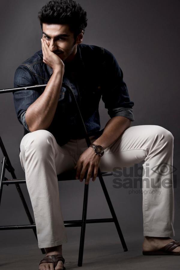Sexy Star Arjun Kapoor Men's Health Magazine Photo Shoot