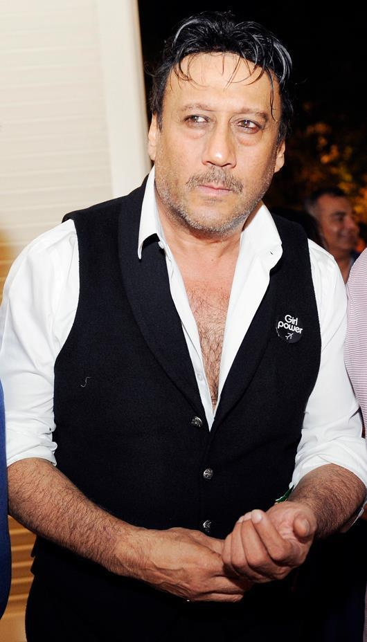 Jackie Shroff Attend The At Yoopune Private Party 2013
