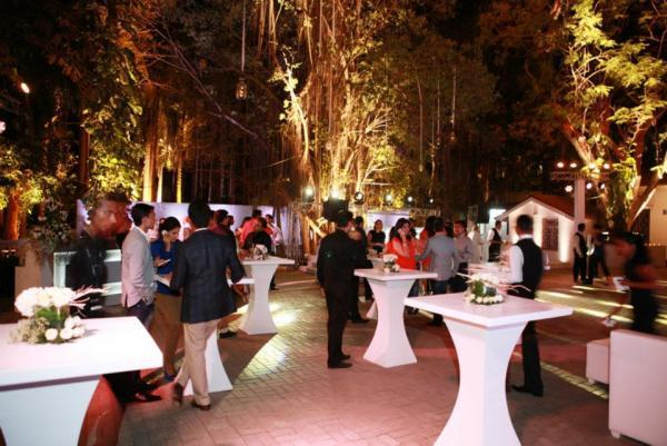 A Still Of Yoopune Private Party 2013