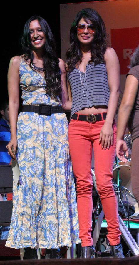 Priyanka Chopra Sexy Look At St. Andrews College Musical Event