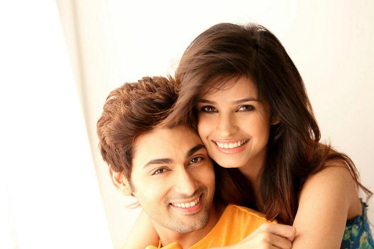 Ruslaan Mumtaz And Chetna Pandey In I Don't Love U Movie